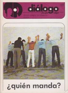 """La revista """"Diálogo"""" y sus portadas impactantes."""