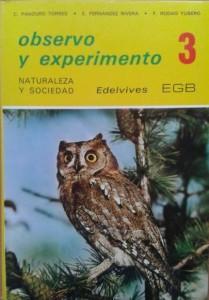 Tenían nombres curiosos, bonitos y llamativos nuestros libros de E.G.B..